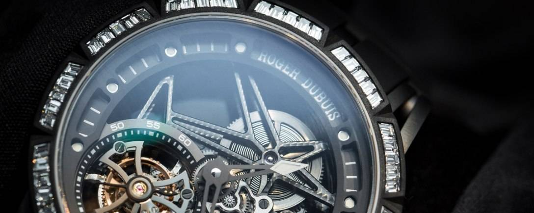 Introducing The Roger Dubuis Excalibur Spider Skeleton Flying Tourbillon