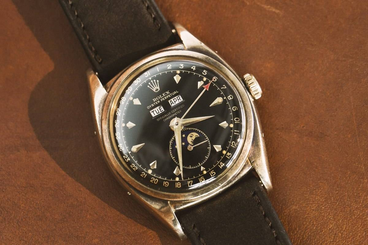 Rolex Ref. 6062 The General Sweeney Rolex Watch Phillips Auction One