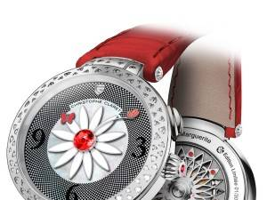 Haute 100 Update: Christophe Claret Unveils The Marguerite Ladies Timepiece