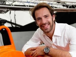 Formula E Driver Jean-Eric Vergne Becomes First HYT Brand Ambassador