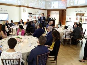Blancpain Dinner New York 2015 Watch