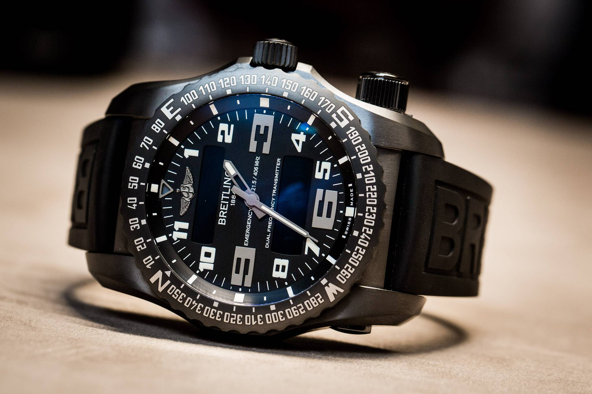 Breitling Emergency replica II Watch 2015
