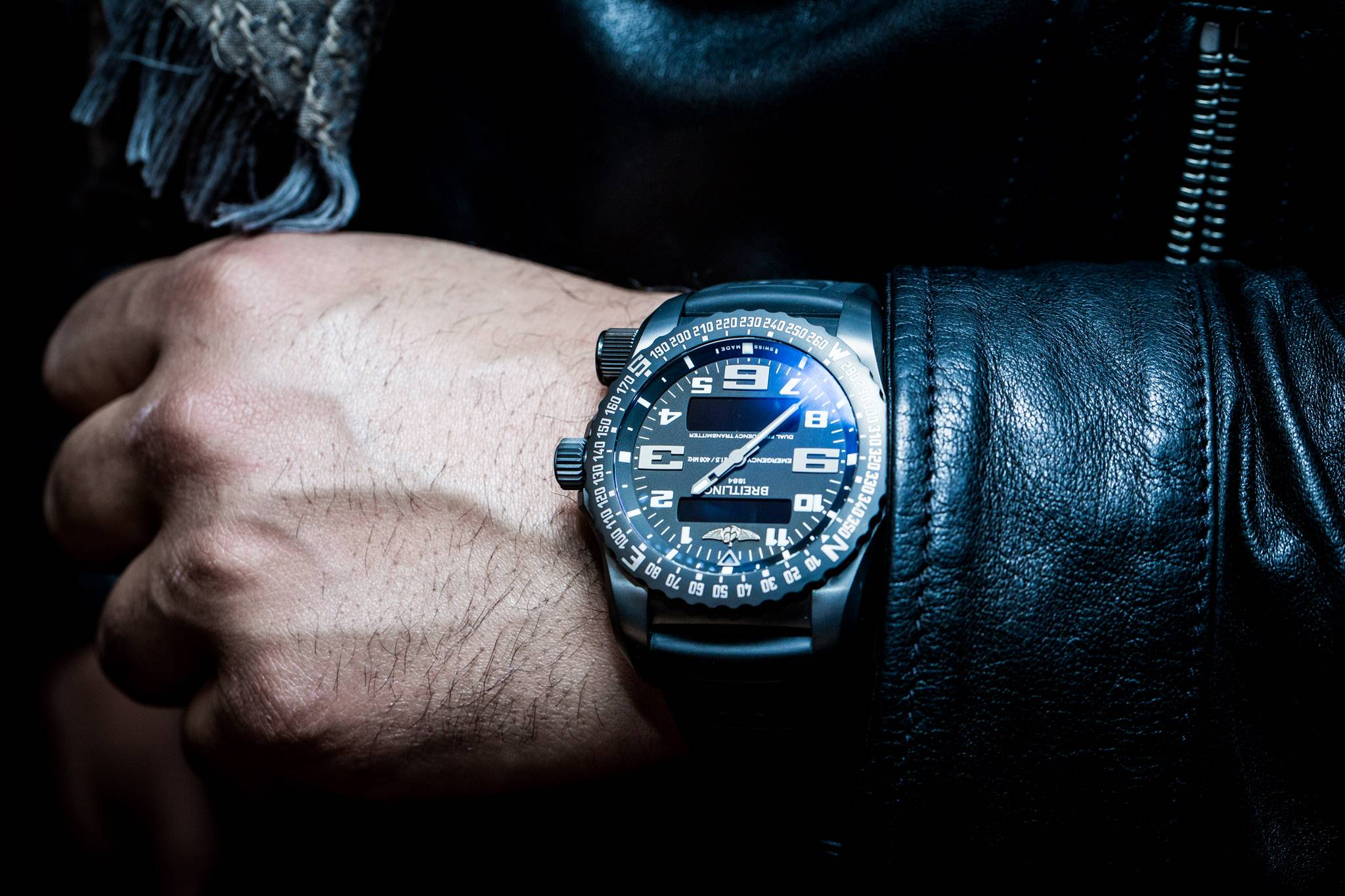 Breitling Emergency II Watch 2015 Price