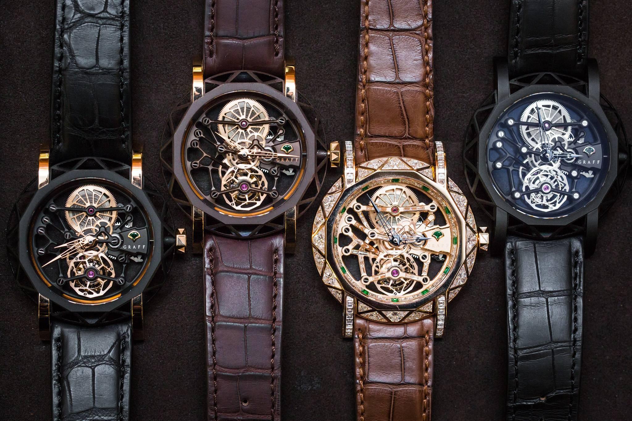 luxury Graff replica watches