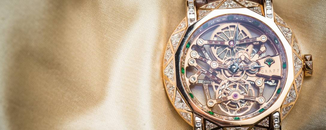 Hands On With The Graff Diamond MasterGraff Structural Tourbillon Skeleton