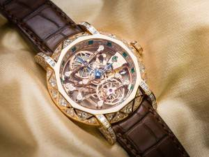 Hands On With The Graff Diamond MasterGraff Structural Tourbillon Skeleton by Graff