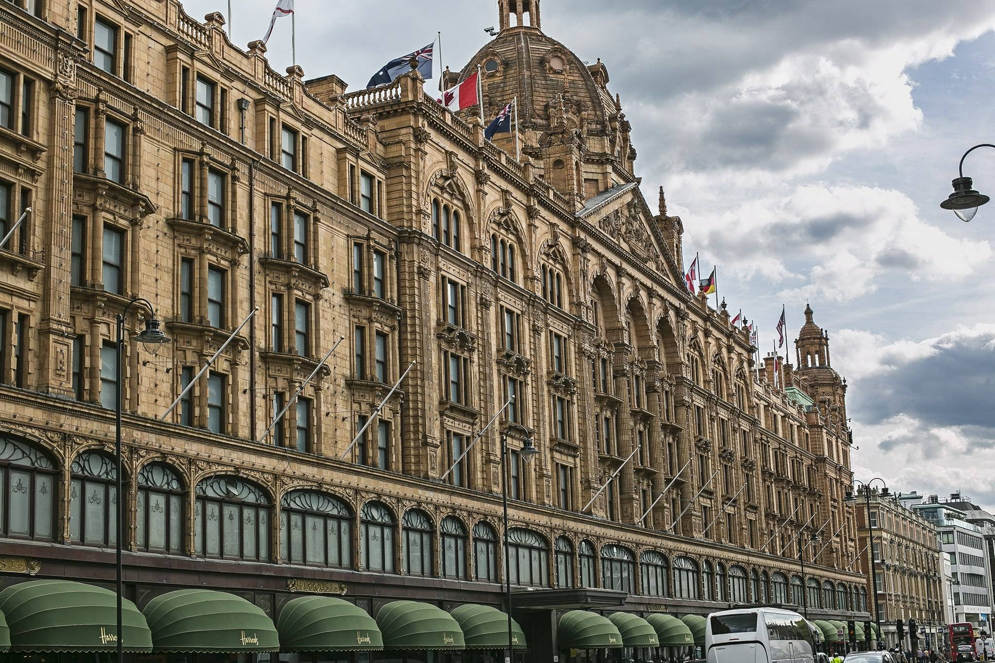 Harrods Outside 2015