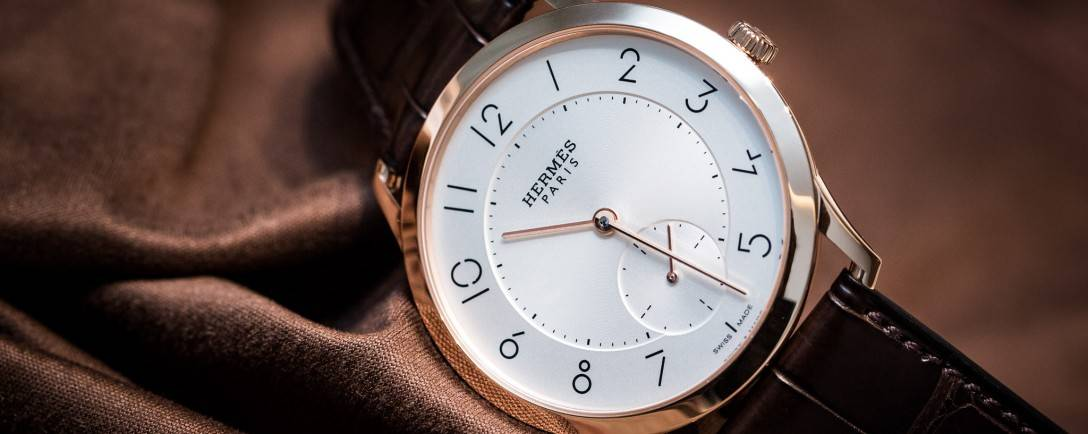 La Montre Hermès Goes Back To Basics