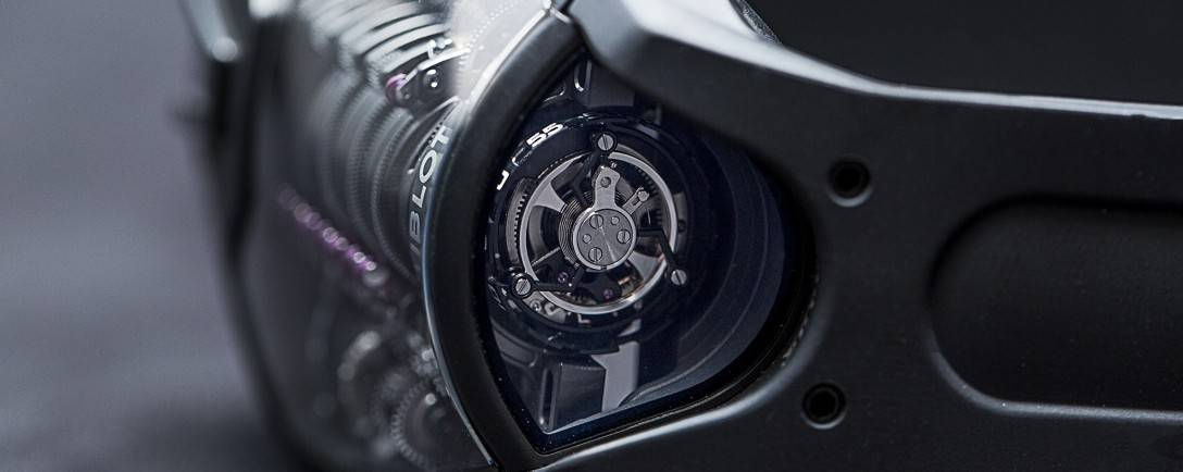 Hands On The Hublot MP-05 LaFerrari All Black Watch