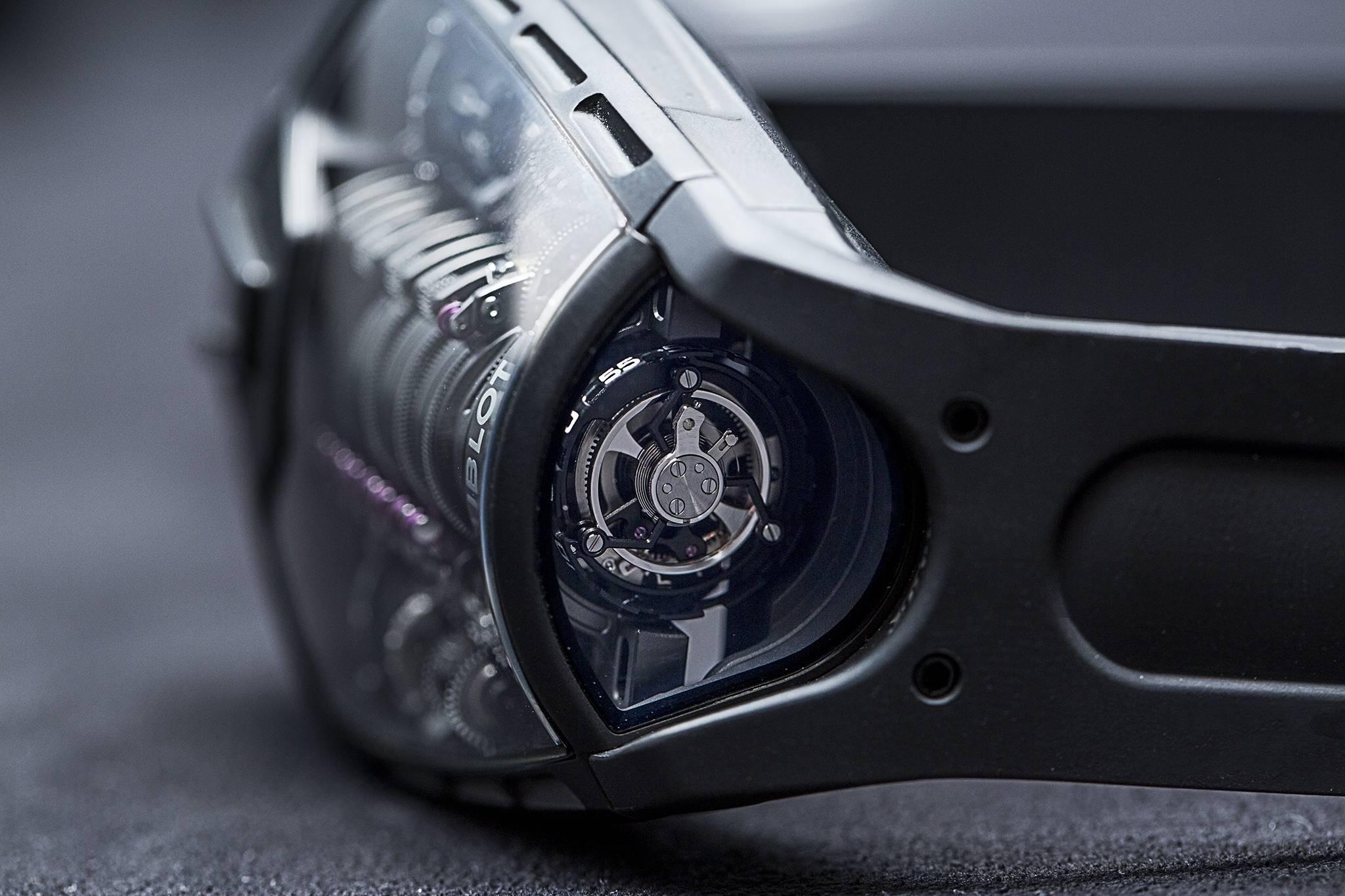 Hublot MP-05 LaFerrari Full Black Watch 2015