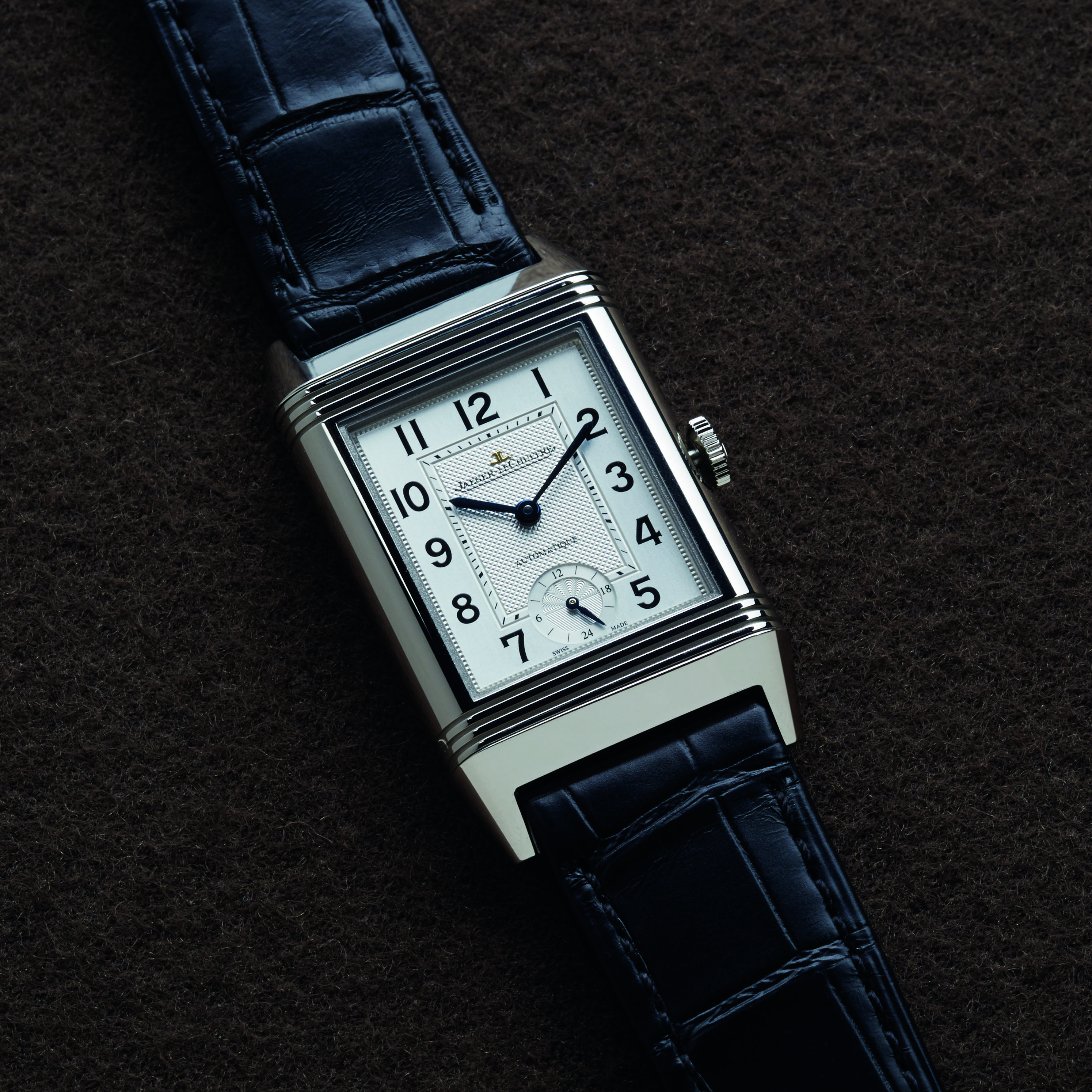 Jaeger-LeCoultre Grande Reverso Night & Day Singapore Boutique Edition Watch 2015