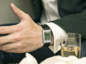 Jaeger-LeCoultre Releases A Green Grande Reverso Ultra Thin 1931 For London