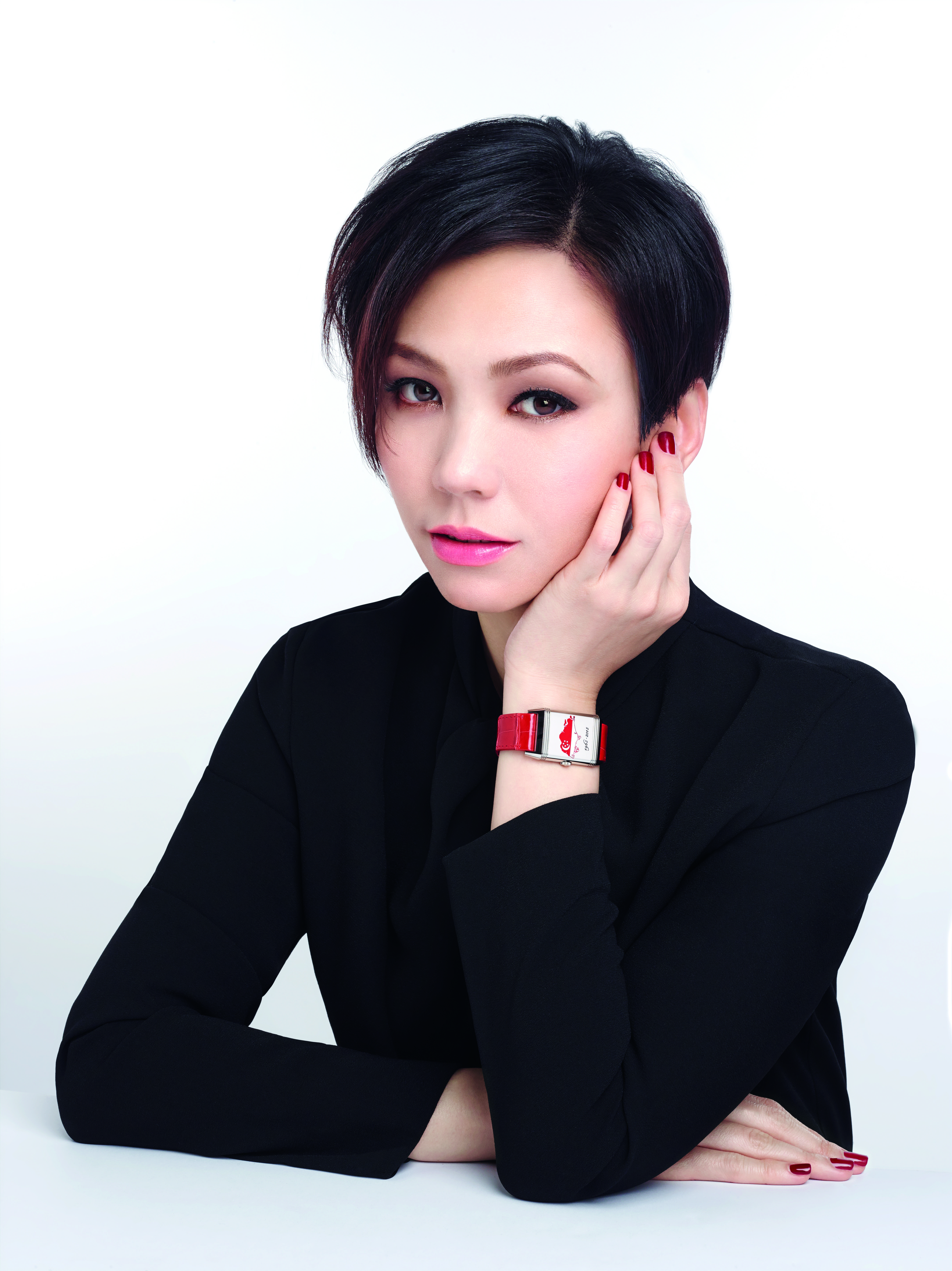 Kit Chan Jaeger-LeCoultre Friend of the brand