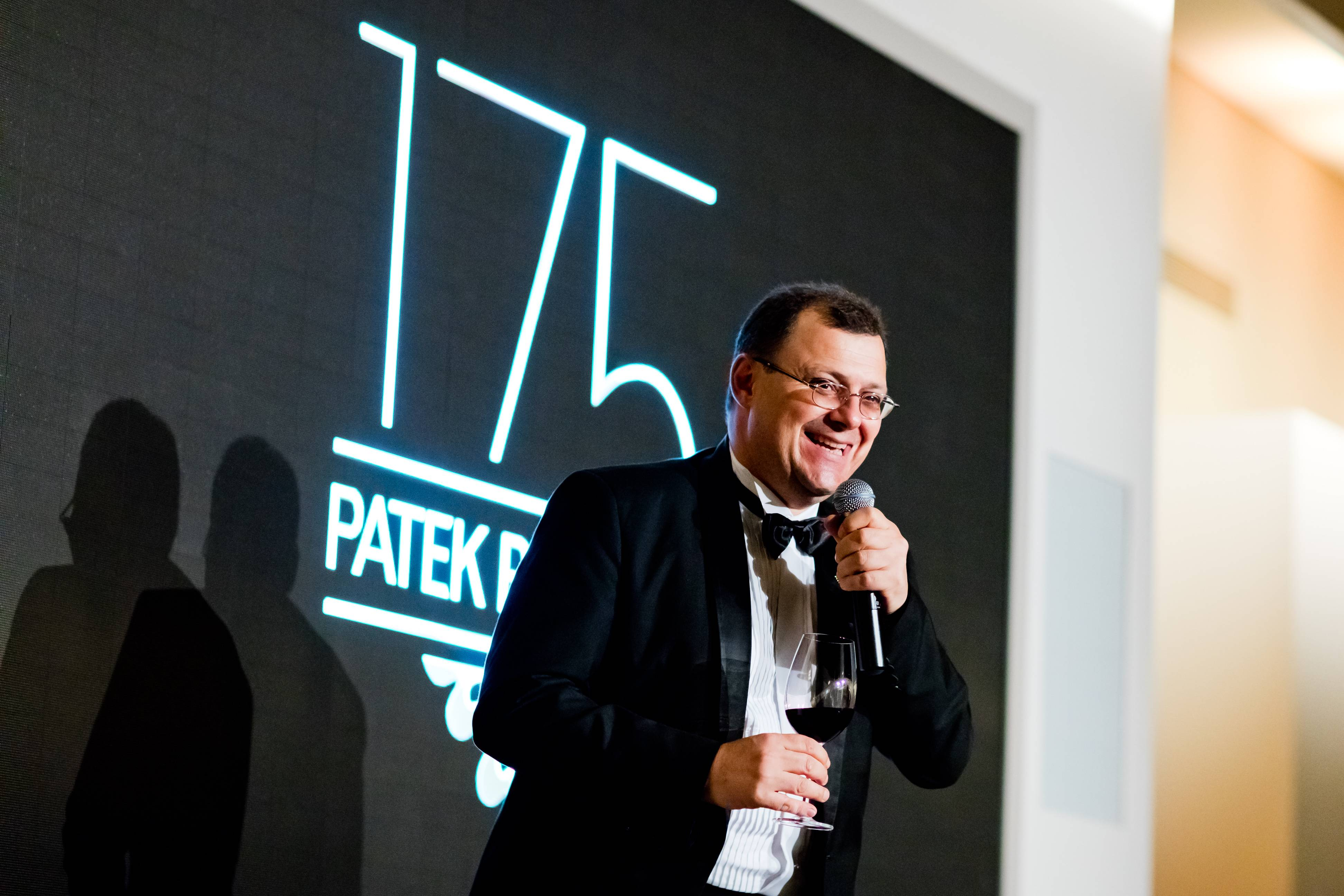 Thierry Stern, President of Patek Philippe