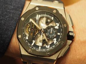 Last Audemars Piguet Toubrillon Chronograph Found In San Francisco Boutique