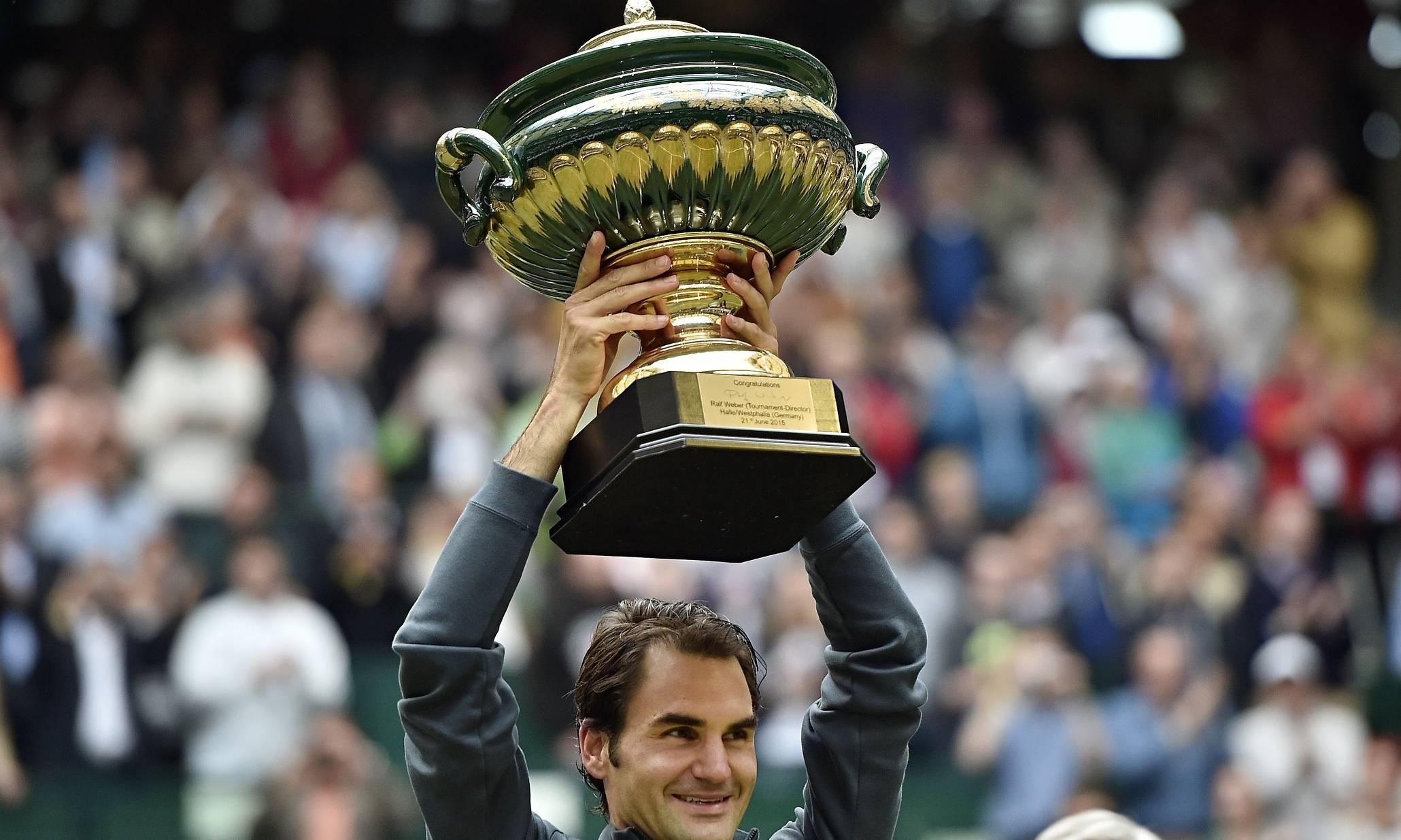 Rolex Roger Federer Halle