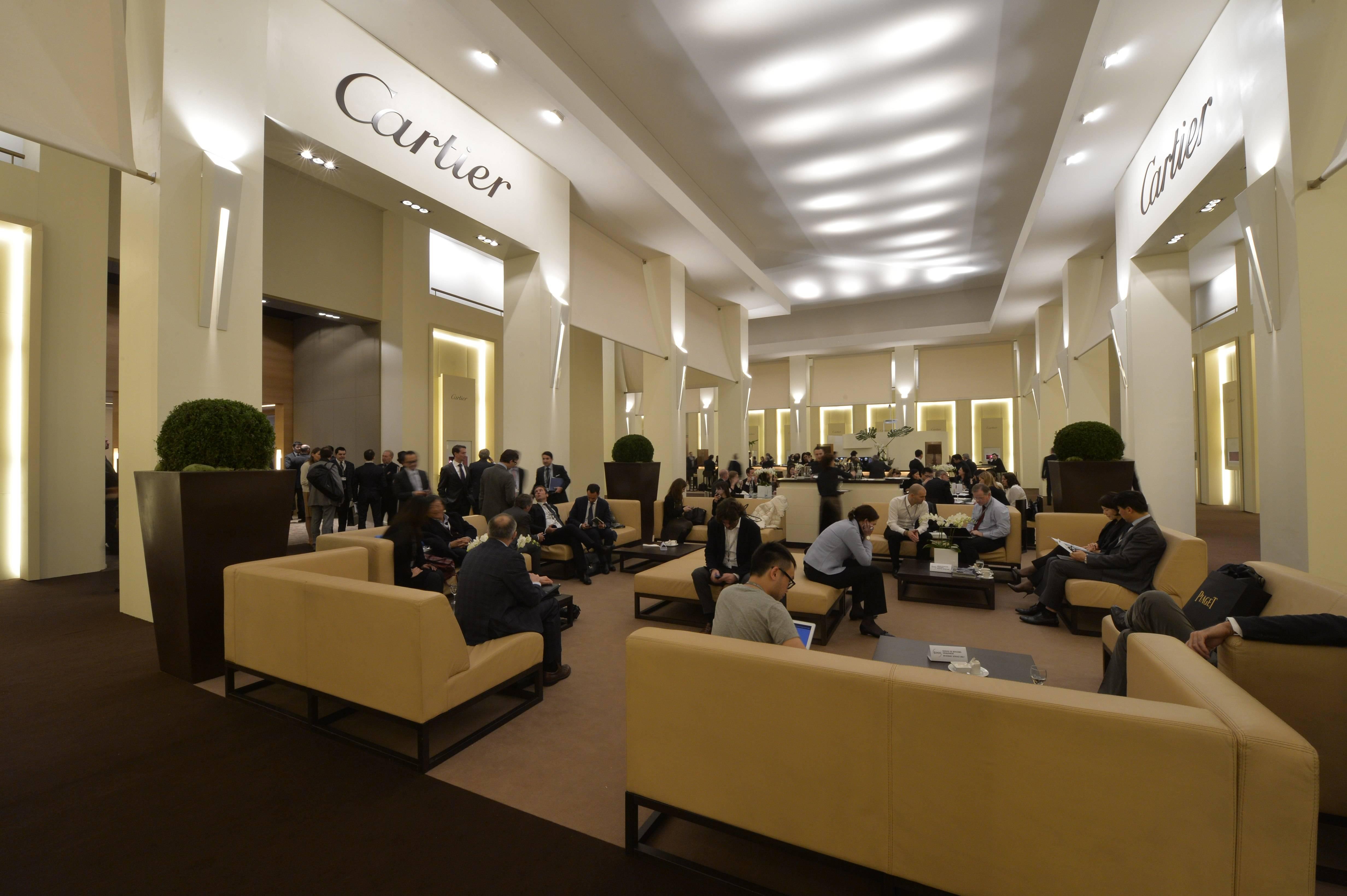 SIHH 2015 Cartier