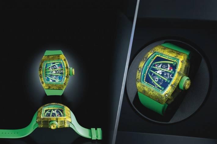 Richard Mille RM59-01 Yohan Blake: $ 478,000 USD.