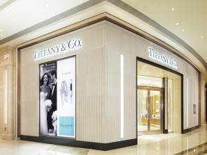 Tiffany & Co. Opens Third Boutique in Macau