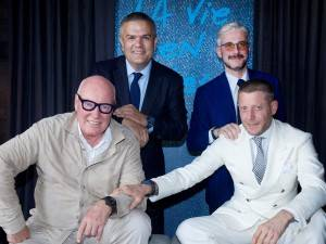 Hublot and Italia Independent Come Together In Paris For A Big Bang!