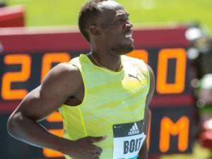 Haute 100 Update: Hublot Ambassador Usain Bolt Wins 200M in Adidas Grand Prix