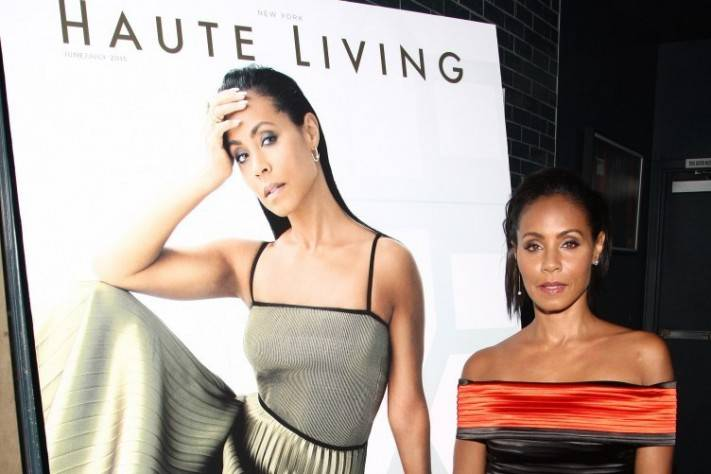 Haute Living, Westime & Perrier Jouet Celebrate Jada Pinkett Smith