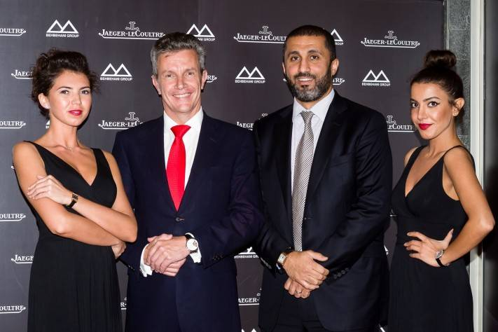 Jaeger-LeCoultre Presents SIHH Collection in Kuwait