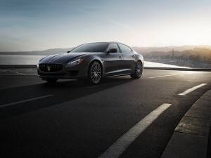 2015 Maserati Quattroporte GTS: Performance Meets Practicality