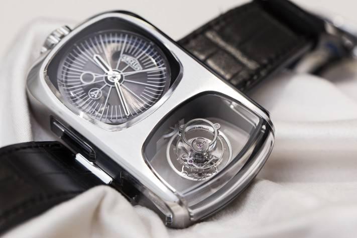 Angelus U10 Tourbillon Lumière Watch 2015