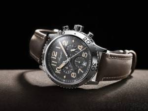 Only Watch 2015: Breguet Unveils Platinum Type XXI Chronograph