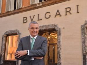 Bulgari CEO Jean-Chistophe Babin