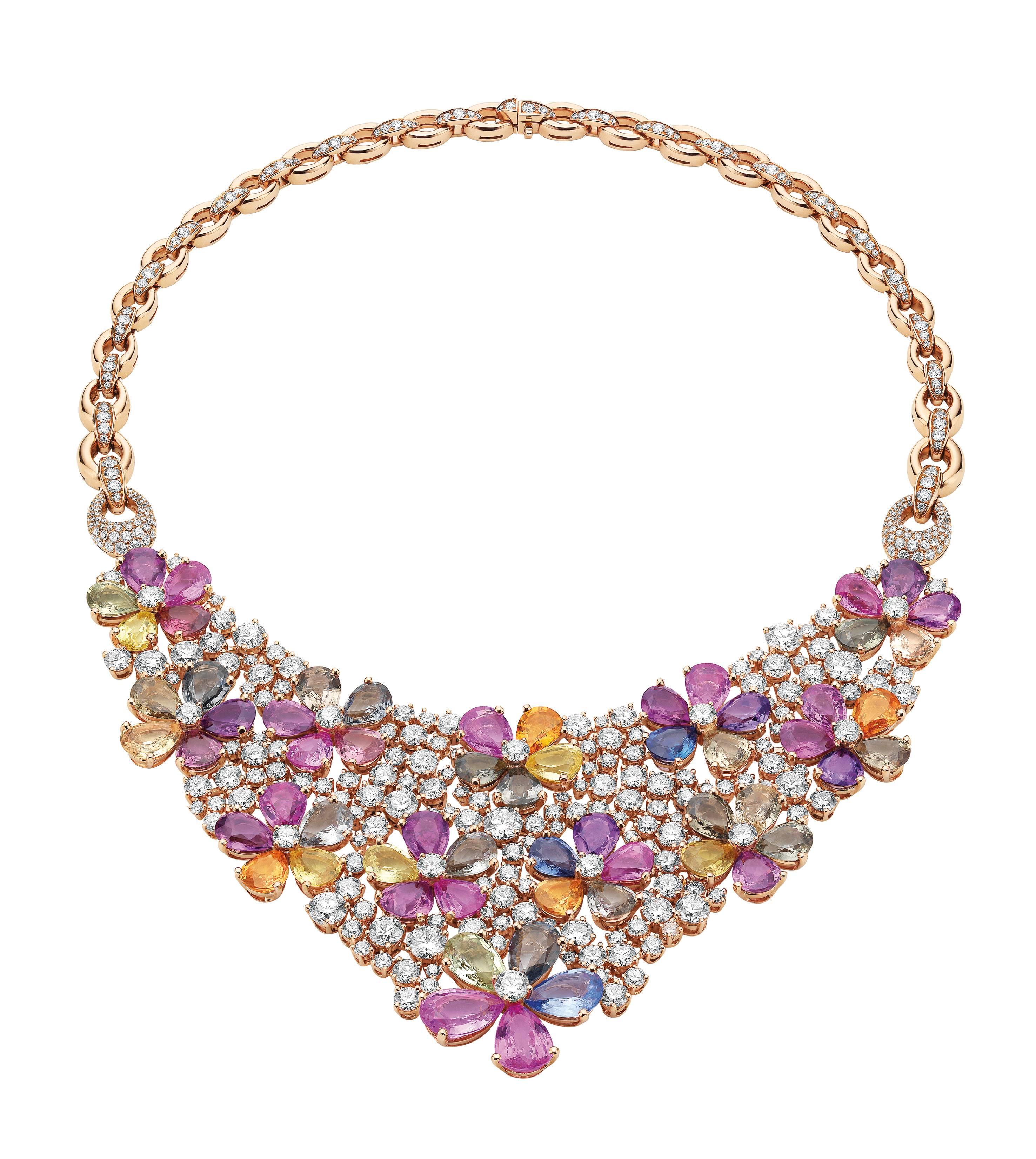 bulgari presents giardini italiani high jewelry collection