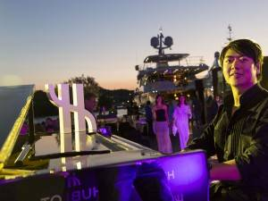 A Private Concert In Sardinia With Hublot Ambassador Lang Lang