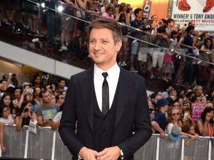 Spotted: Jeremy Renner Wearing The Jaeger-LeCoultre Master Ultra Thin Tourbillon During The Premiere of Mission: Impossible — Rogue Nation