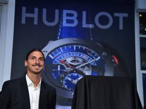 Hublot Launches Latest Timepiece With Paris Saint-Germain Team And Celebrates Partnership In New York City