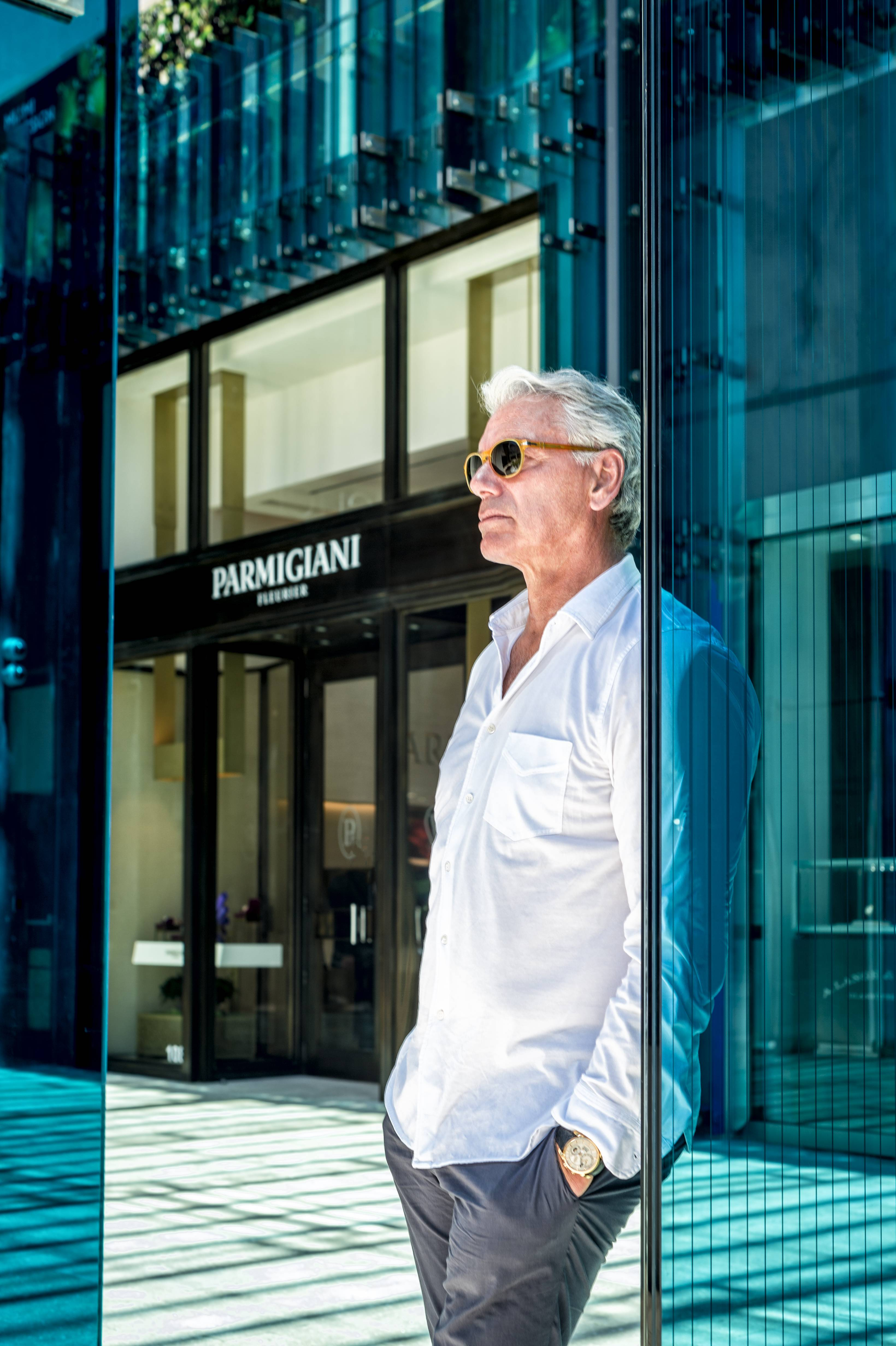 An Exclusive Interview With Jean-Marc Jacot, CEO Of Parmigiani Fleurier