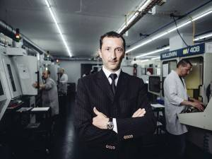 Pierre Salanitro: The Man Behind The Watch Industry's Biggest Names