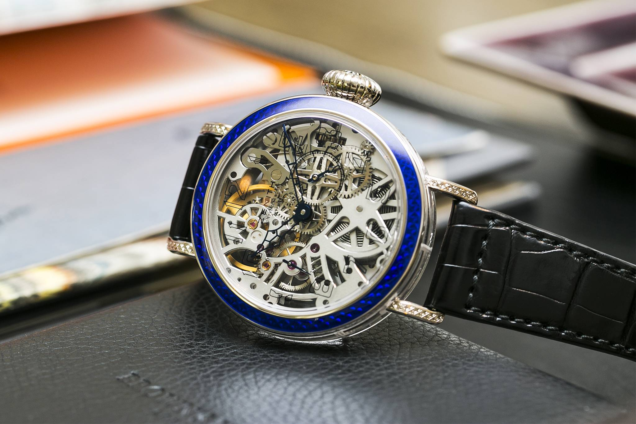 Zenith Pilot Type 20 Skeleton Watch Review 2015
