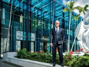 One On One: How Craig Robins Lured Swiss Watch Brands To Miami