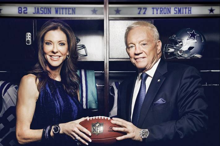 From Switzerland To Texas: The Dallas Cowboys Bring Hublot To The NFL