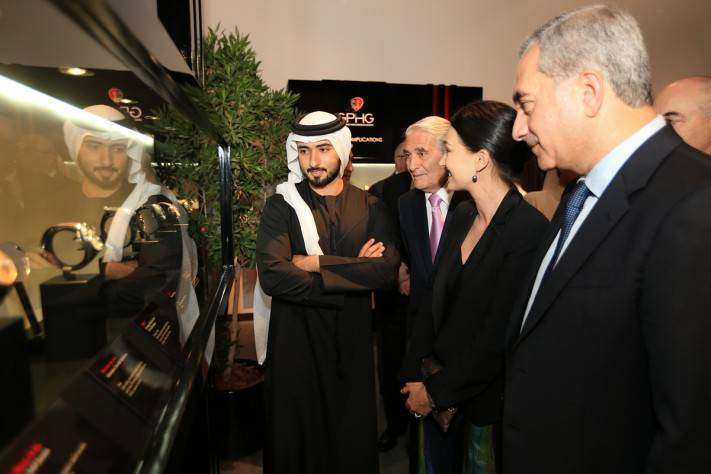 'Dubai Watch Week' To Premiere on October 2015