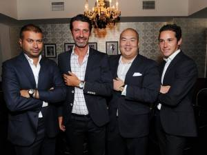 Haute Time and Maurice Lacroix Host Celebration Dinner For New Contributor Patrick Mouratoglou