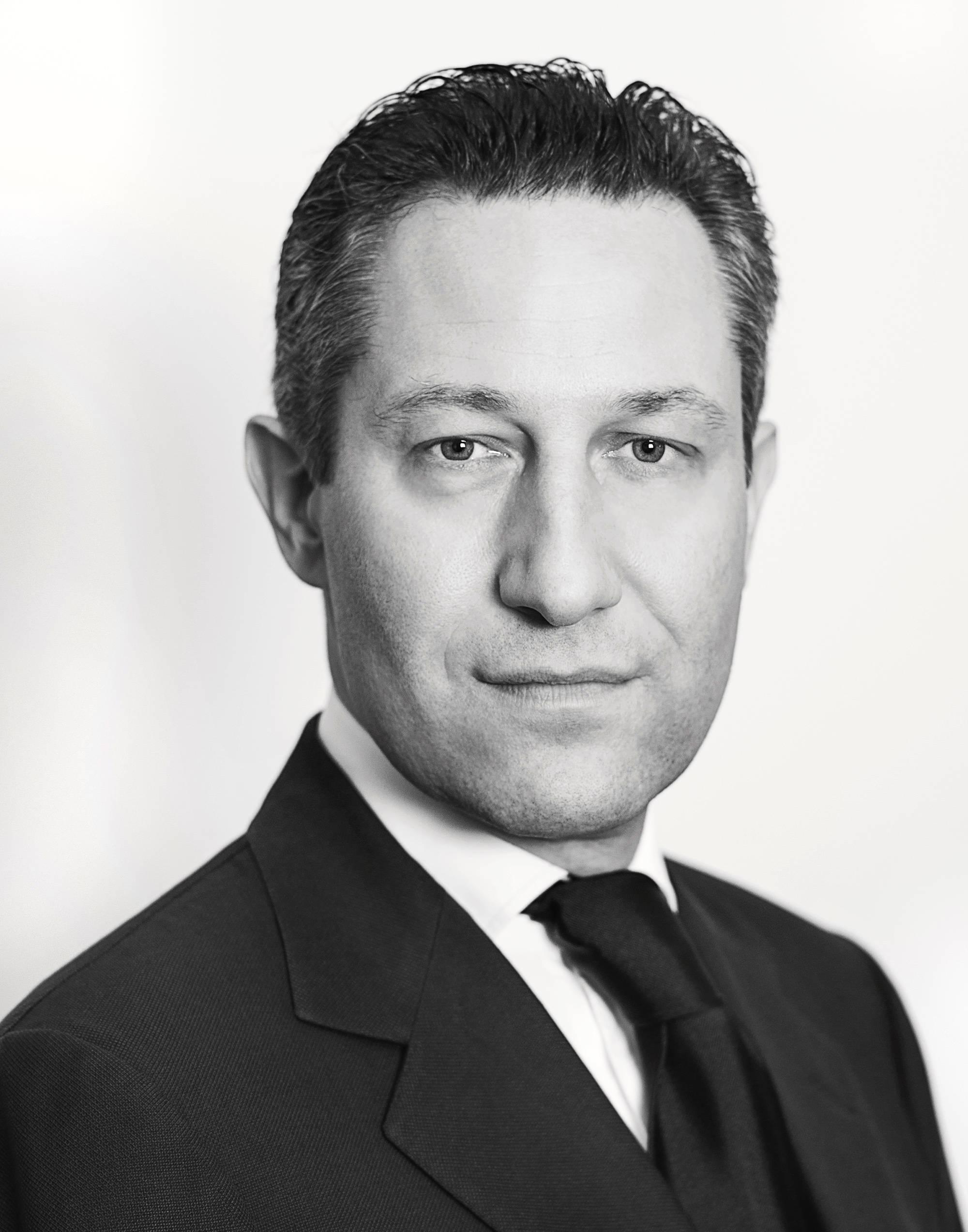 Aurel Bacs, president of the jury of the Grand Prix d'Horlogerie de Geneve.