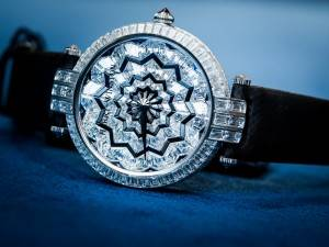 From Paris With Love: High Jewelry Watches Shine In French Capital