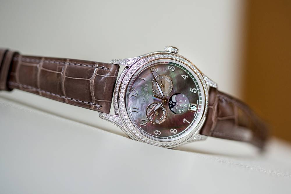 Replica Patek Philippe Annual Calendar Ref. 4936G-001 Ladies Watch