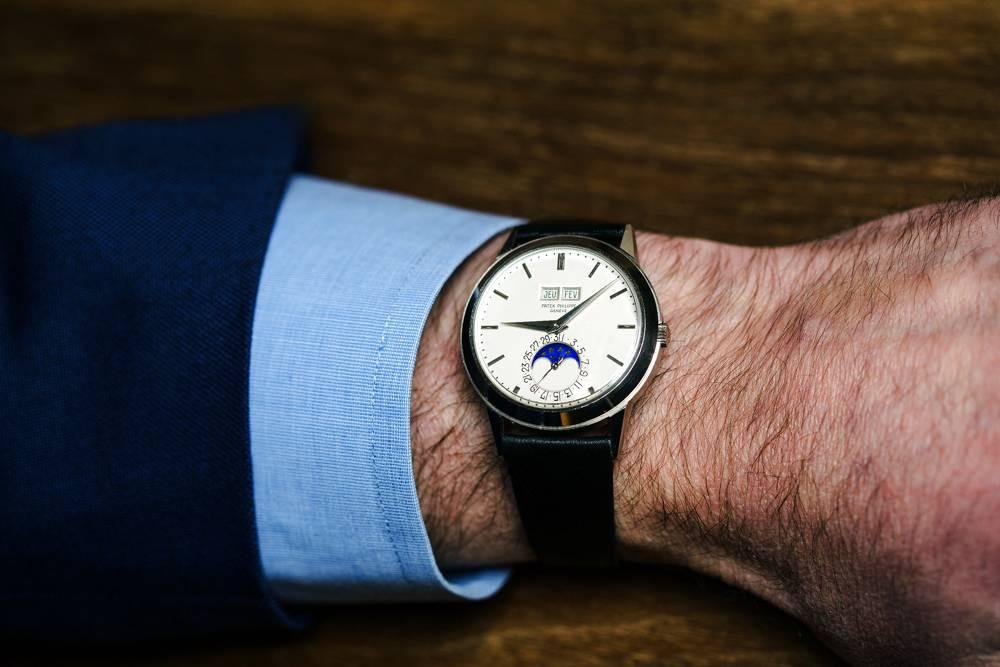 Patek Philippe Ref. 3448 Watch