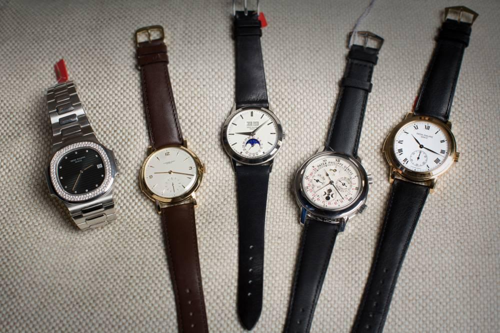 Vintage Patek Philippe Watches