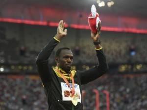 Haute 100: Hublot Ambassador Usain Bolt Wins Gold at IAAF World Championships