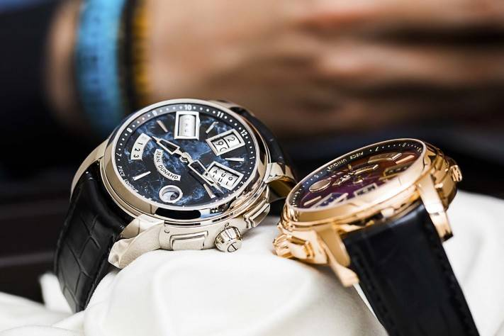Jean Dunand Shabaka 2015 Collection Watch Baselworld