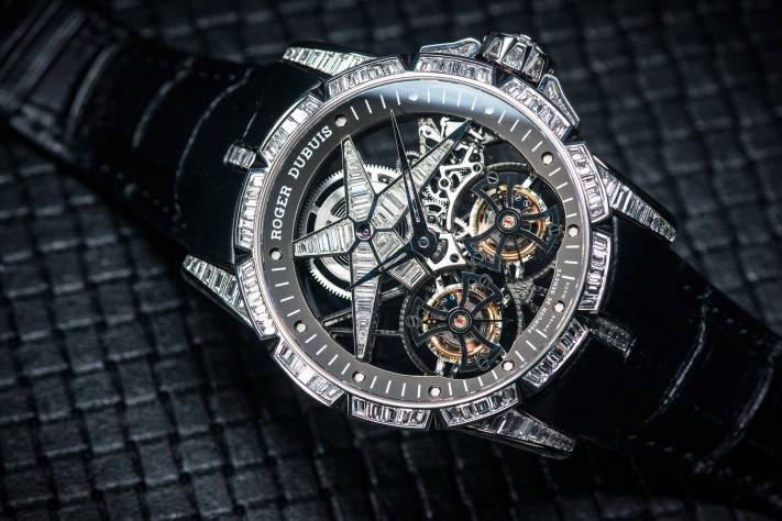 FEATURE_Roger Dubuis Excalibur Star Of Infinity At Watches & Wonders 2015